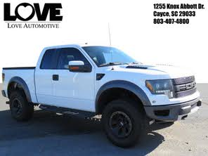 Used Ford F 150 Svt Raptor For Sale In Greenville Sc Cargurus