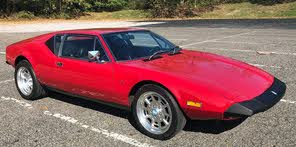 Ford Pantera For Sale >> 1972 De Tomaso Pantera Coupe Rwd
