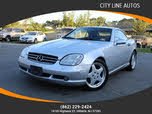 1999 Mercedes-Benz SLK-Class SLK 230 Supercharged