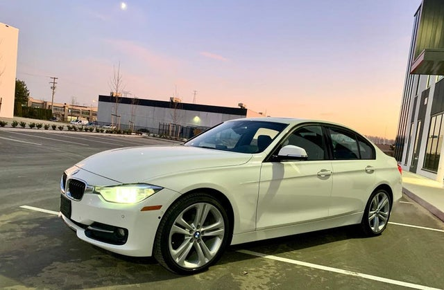 2015 BMW 3 Series 328d xDrive Sedan AWD