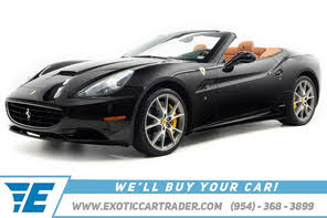 Used Ferrari California Roadster For Sale With Photos