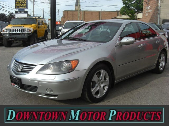 2007 Acura RL SH-AWD with Elite Package