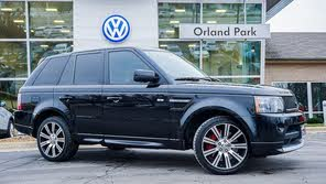 Land Rover Orland Park >> Used Land Rover Range Rover Sport For Sale With Photos