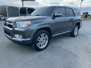 2011 Toyota 4Runner Limited For Sale >> Used 2011 Toyota 4runner Limited 4wd For Sale With Photos