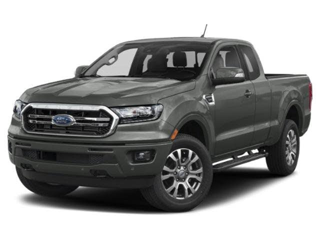 2020 Ford Ranger XL SuperCab 4WD