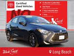 2019 Toyota Yaris LE Sedan FWD