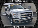 2013 Ford F-250 Super Duty King Ranch Crew Cab 4WD