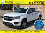 2017 Chevrolet Colorado Work Truck Crew Cab LB 4WD