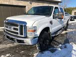 2009 Ford F-250 Super Duty XLT Crew Cab 4WD