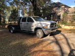 2011 RAM 4500 Chassis ST Crew Cab 197.4 in. 4WD DRW