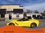 2017 Chevrolet Corvette Stingray 3LT Convertible RWD