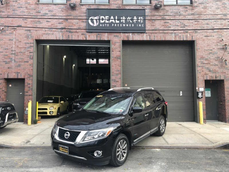 Used Nissan Pathfinder Hybrid For Sale With Photos Cargurus