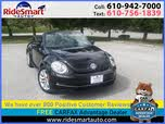 2014 Volkswagen Beetle TDI Convertible w/ Sound and Navigation
