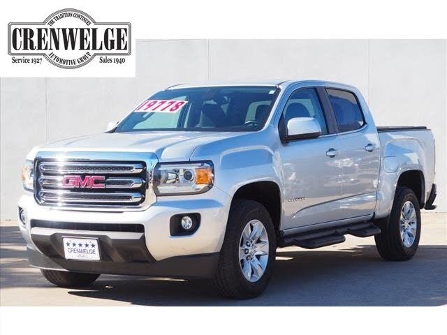 Used 2015 Gmc Canyon Slt For Sale With Photos Cargurus