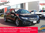 2017 Honda Civic LX with Honda Sensing