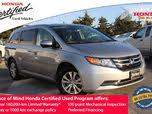 2017 Honda Odyssey EX-L FWD with Navigation