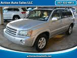 2002 Toyota Highlander Limited V6