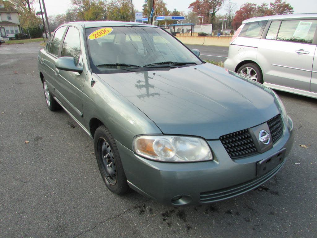 2006 Nissan Sentra For Sale In Philadelphia Pa Cargurus
