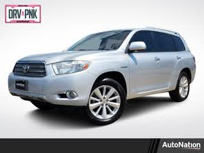 2008 Toyota Highlander For Sale >> Used Toyota Highlander Hybrid For Sale With Photos Cargurus