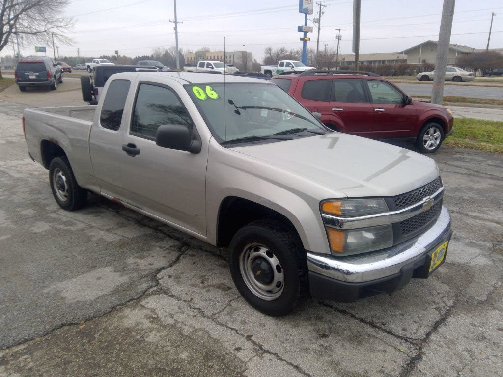 Used Chevrolet Colorado With Manual Transmission For Sale Cargurus