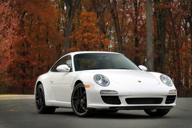 2012 Porsche 911 Carrera 997 Coupe