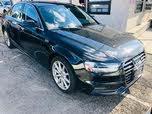 2016 Audi A4 2.0T quattro Premium Plus Sedan AWD