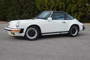 Used Porsche 911 For Sale >> 1987 Porsche 911 Targa