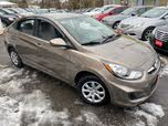2012 Hyundai Accent GL Sedan FWD