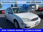 2007 Ford Focus ZXW SE Wagon