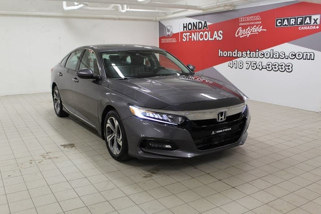 2018 Honda Accord 1.5T EX-L FWD