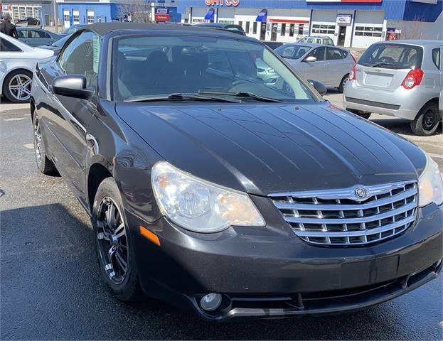2009 Chrysler Sebring Touring Convertible FWD