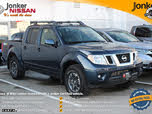 2019 Nissan Frontier PRO-4X Crew Cab 4WD