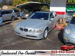 2003 BMW 5 Series 540i Wagon RWD