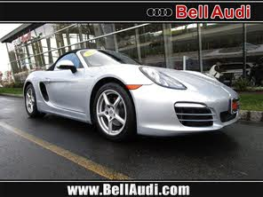Used Porsche Boxster For Sale In New York Ny Cargurus