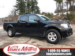 2013 Nissan Frontier SV Crew Cab LWB 4WD