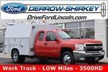 2009 Chevrolet Silverado 3500HD Chassis Work Truck Extended Cab RWD