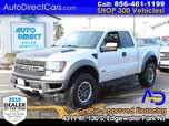 2011 Ford F-150 SVT Raptor SuperCab 4WD