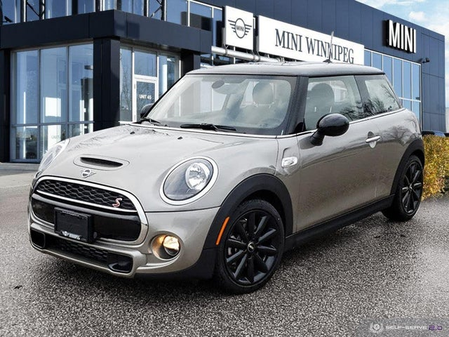 2019 MINI Cooper S 2-Door Hatchback FWD
