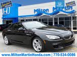 2016 BMW 6 Series 640i Convertible RWD