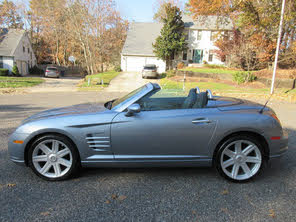 Crossfire For Sale >> 2005 Chrysler Crossfire Limited Roadster Rwd