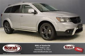Dodge Dealership Nashville Tn >> 2018 Dodge Journey Crossroad Awd
