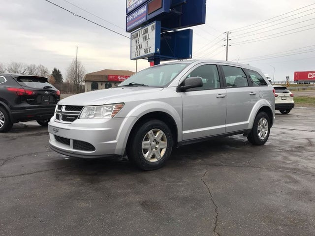 2011 Dodge Journey Canada Value Package FWD