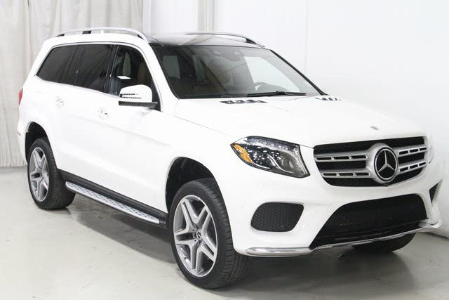 Used 2019 Mercedes-Benz GLS-Class GLS 550 4MATIC AWD for ...