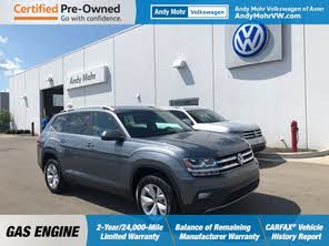 Terre Haute Car Dealerships >> Used 2018 Volkswagen Atlas For Sale With Photos Cargurus