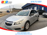 2012 Chevrolet Cruze LS Sedan FWD