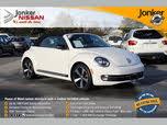 2014 Volkswagen Beetle Sportline Convertible