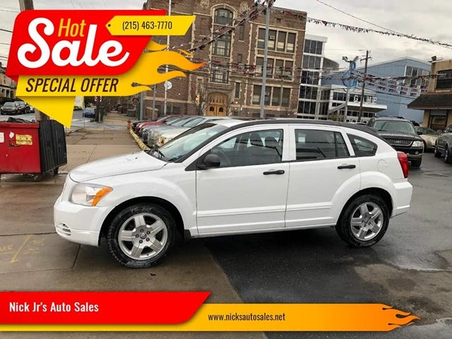 2008 Dodge Caliber SXT FWD