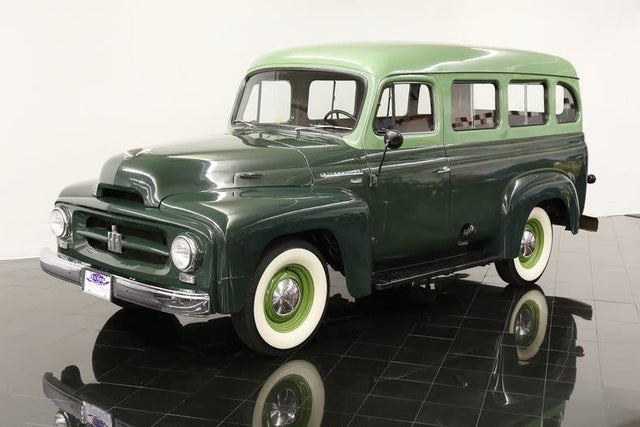 1953 International Harvester Travelall