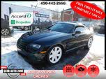 2005 Chrysler Crossfire Coupe RWD