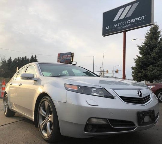 Used 2013 Acura TL For Sale (with Photos)